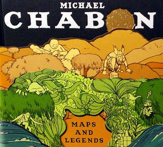 Geeking Out About Genres With Michael Chabon