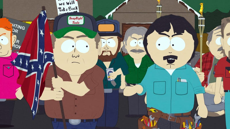 South Park to take on white nationalists in season premiere