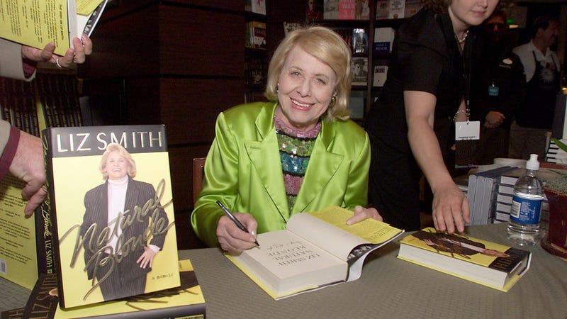 New York gossip columnist Liz Smith died at 94 of natural causes