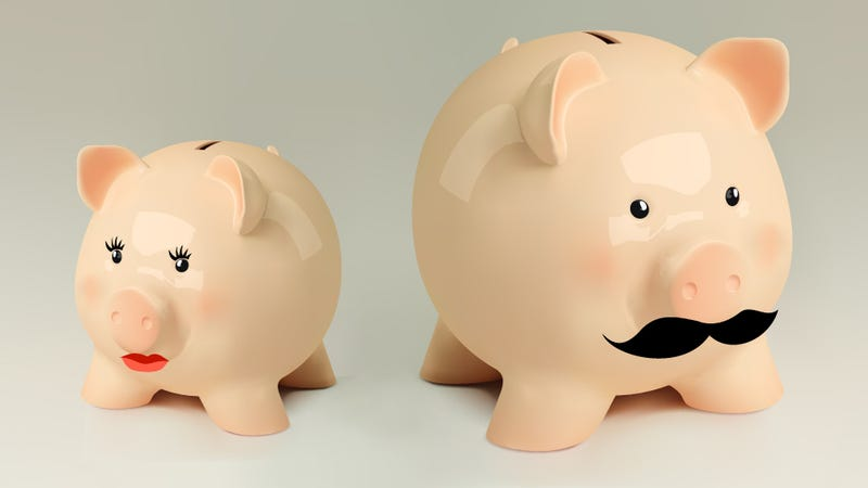 Illustration for article titled Turns Out Being Born a Woman Is a Major Financial Mistake