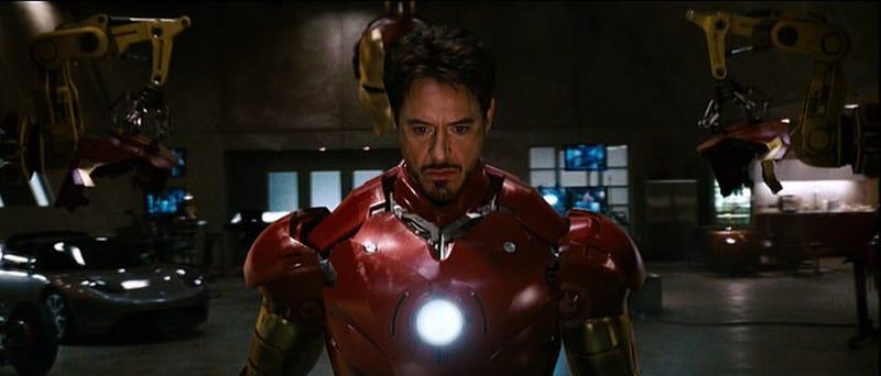 Illustration for article titled Roban la armadura original de Iron Man, valorada en más de 320.000 dólares