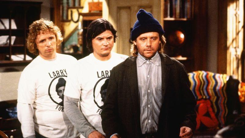 Newhart's Larry, Darryl, and Darryl