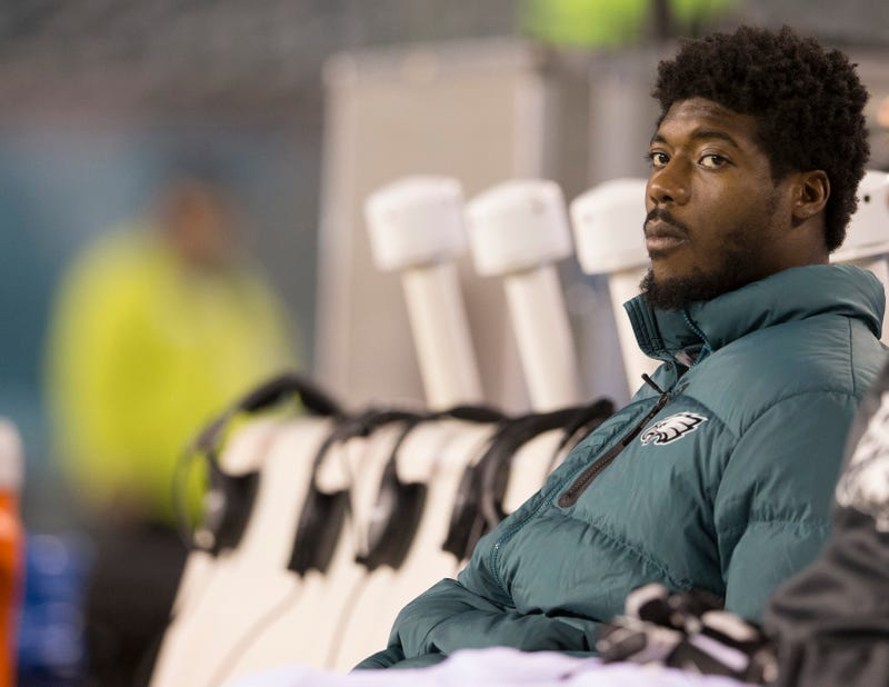 Illustration for article titled Eagles-Dolphins Trade Could Be Off Because Of Byron Maxwell's Shoulder