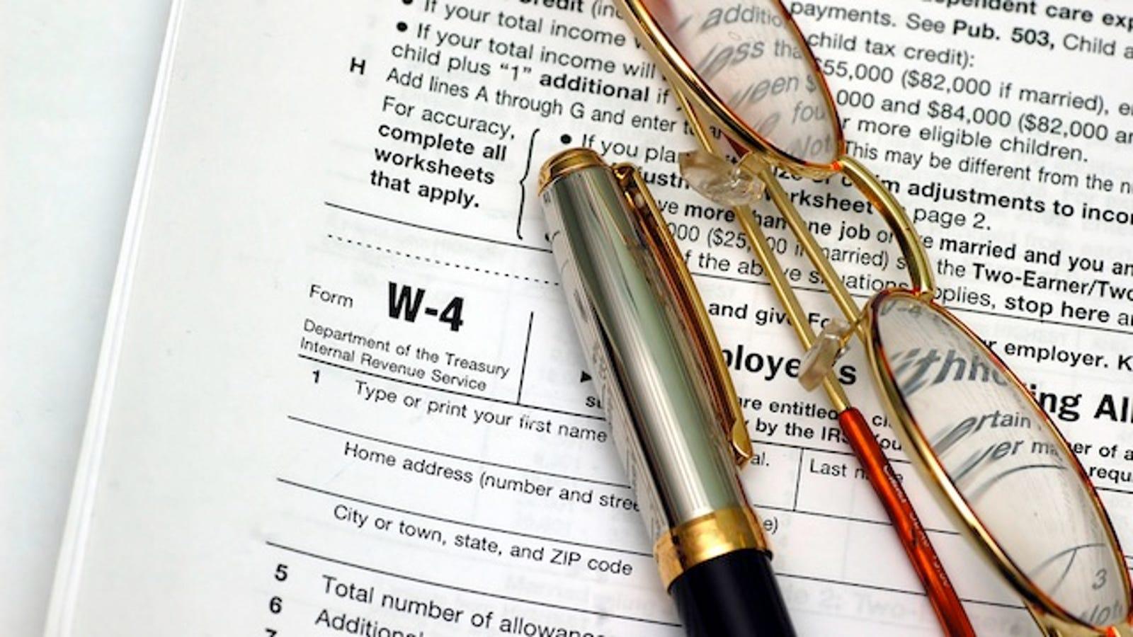 claim 0 allowances on w4 married