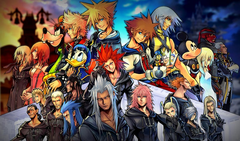 Illustration for article titled Kingdom Hearts In Review, Part One: Introduction