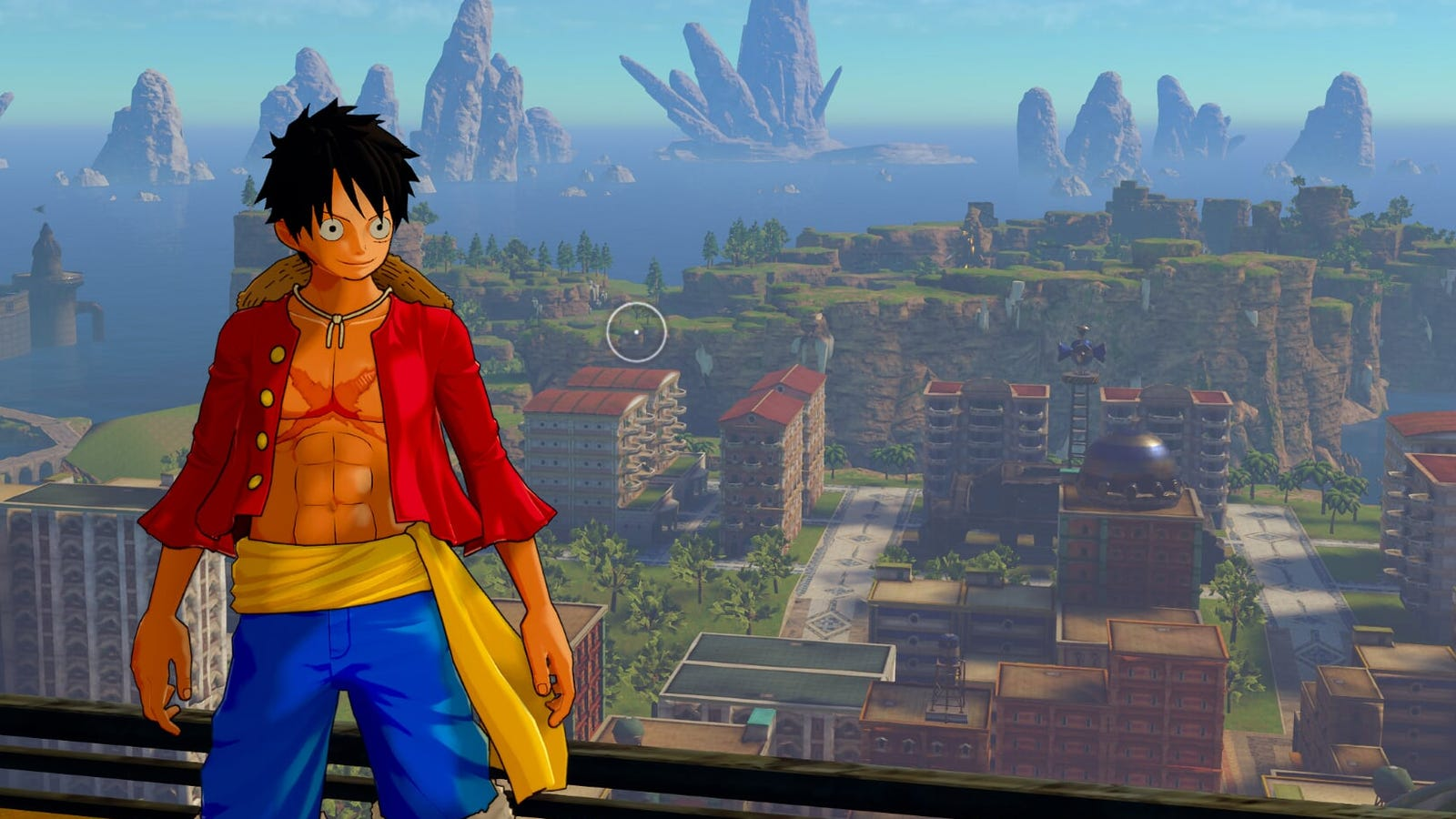 You Don't Have To Know One Piece To Enjoy World Seeker