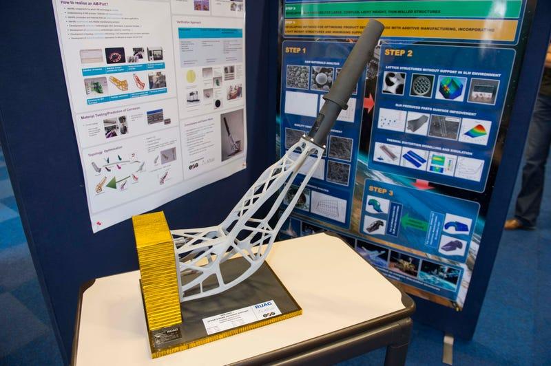 Illustration for article titled Dos mejor que una: la ESA también envía una impresora 3D a la ISS
