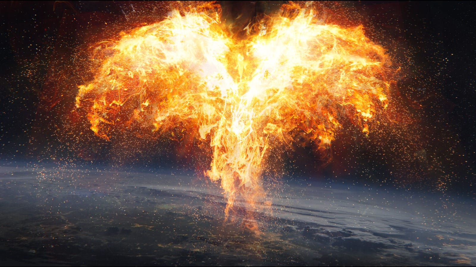 Dark Phoenix's Concept Art Is Better Than Anything in the Movie, Shocking No One