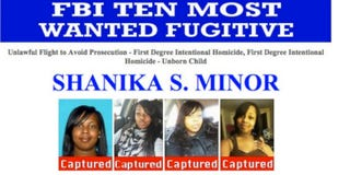 Tanika S. Minor was one of the FBI's Ten Most Wanted Fugitives.FBI