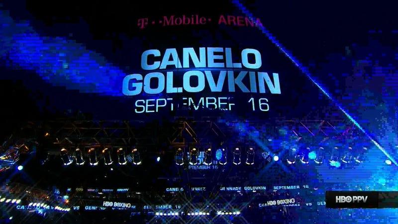 Illustration for article titled Canelo Álvarez Will Fight GGG In September