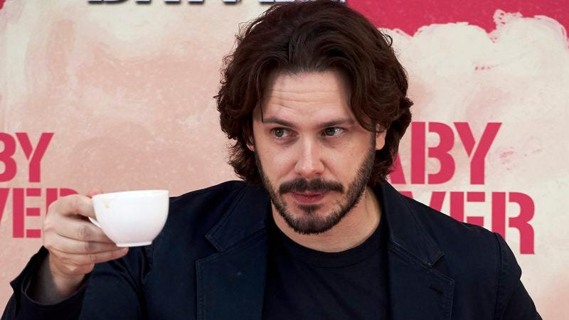 Image result for edgar wright