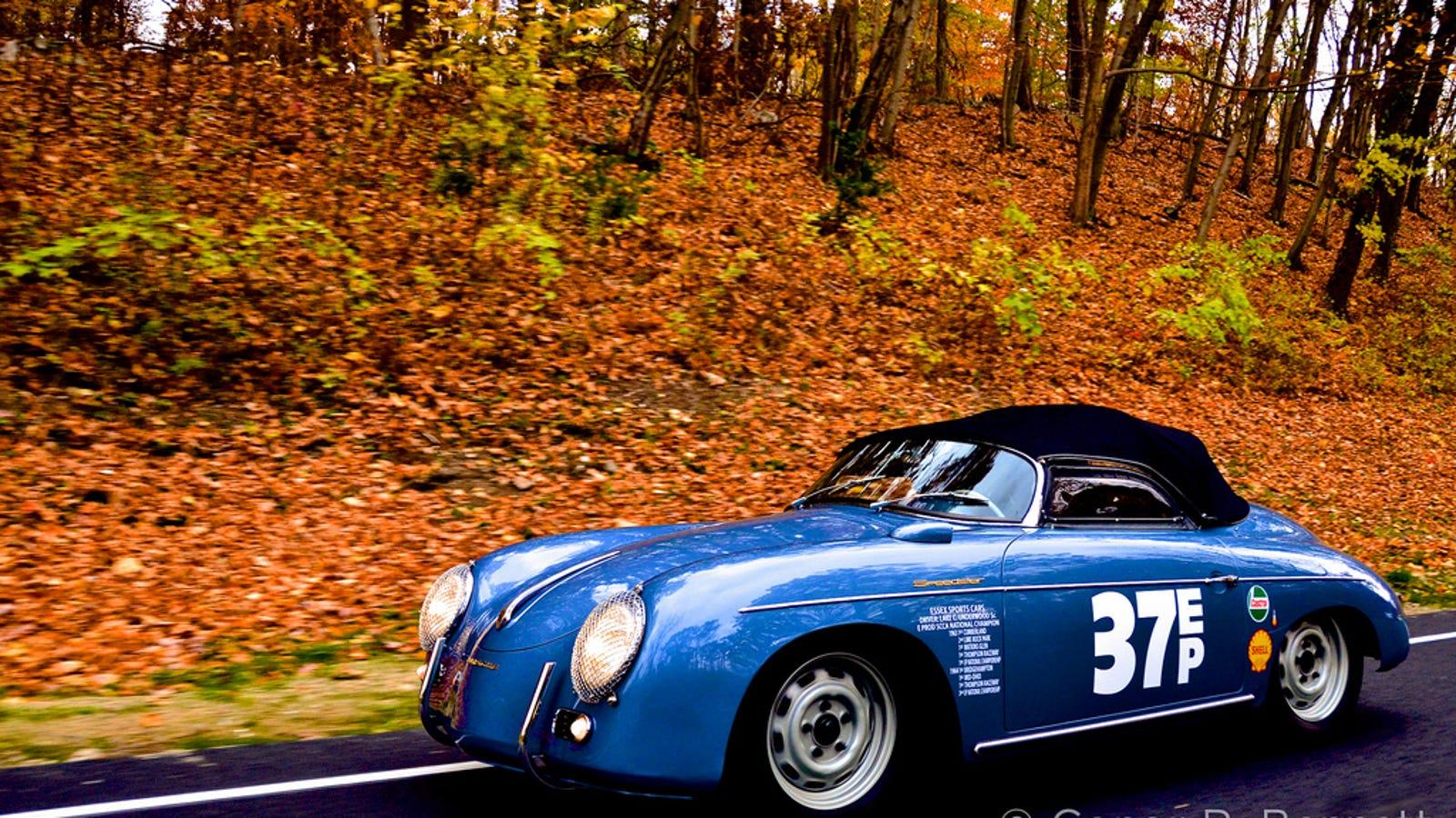 1957 Porsche 356 Speedster Race Car