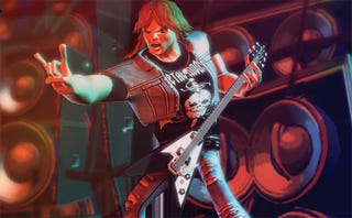 Illustration for article titled Activision Chief Regrets Not Making Guitar Hero With Harmonix