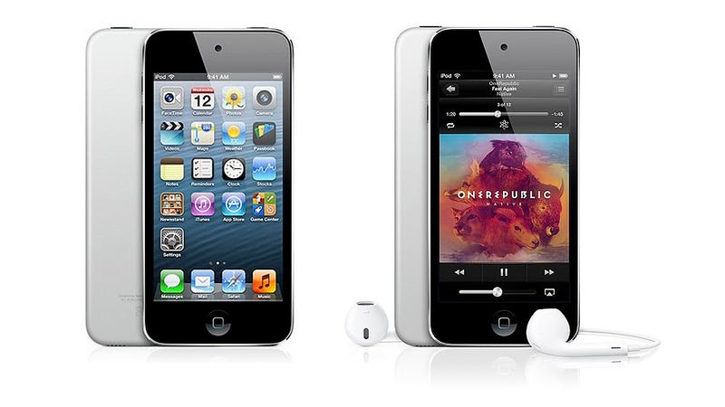 Illustration for article titled El nuevo iPod barato tiene Retina pero es ciego