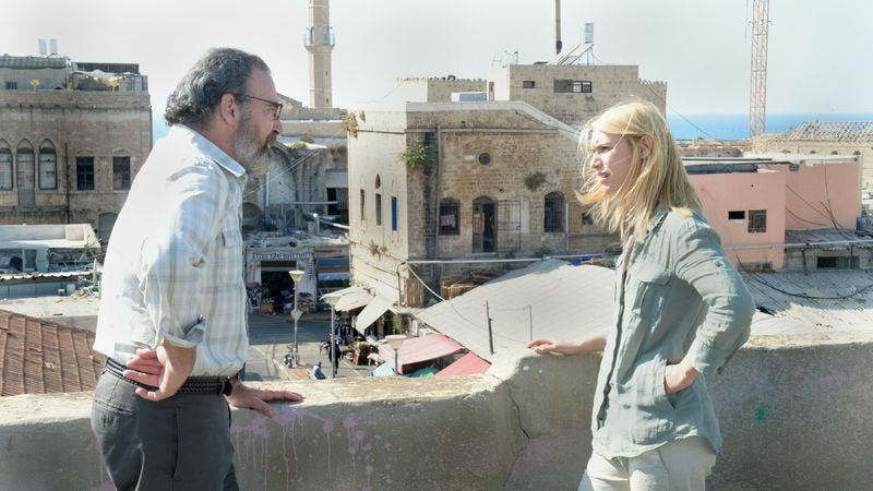 "Illustration for article titled Homeland: ""Beirut Is Back"""