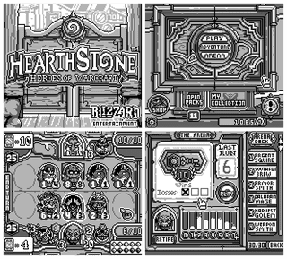Illustration for article titled Hearthstone Could've Looked Pretty Great on the Game Boy