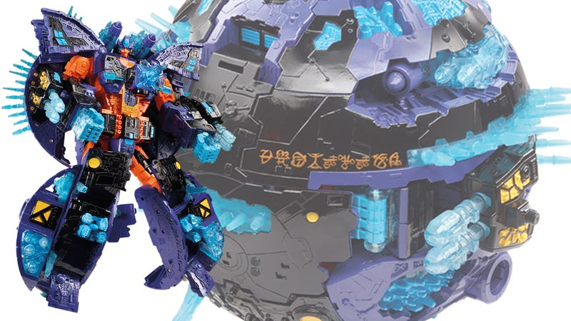 Illustration for article titled Even If The Last Knight Is Horrible, We're Still Getting A Transforming Cybertron