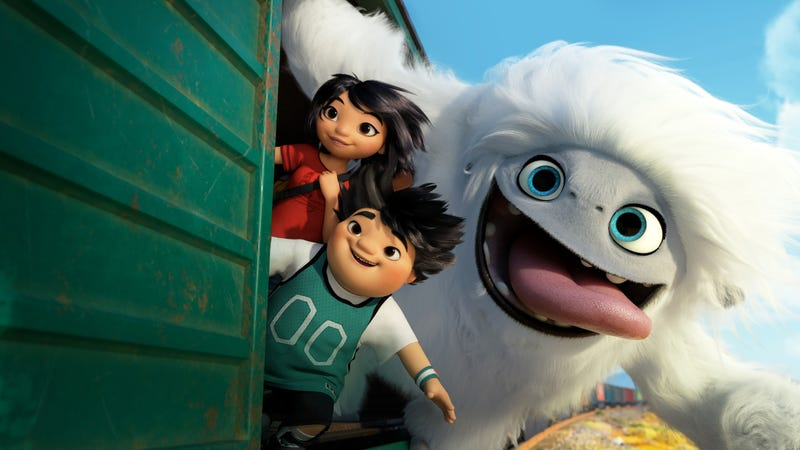 Zendaya is not Meechee in Abominable, but this is still the better animated yeti movie