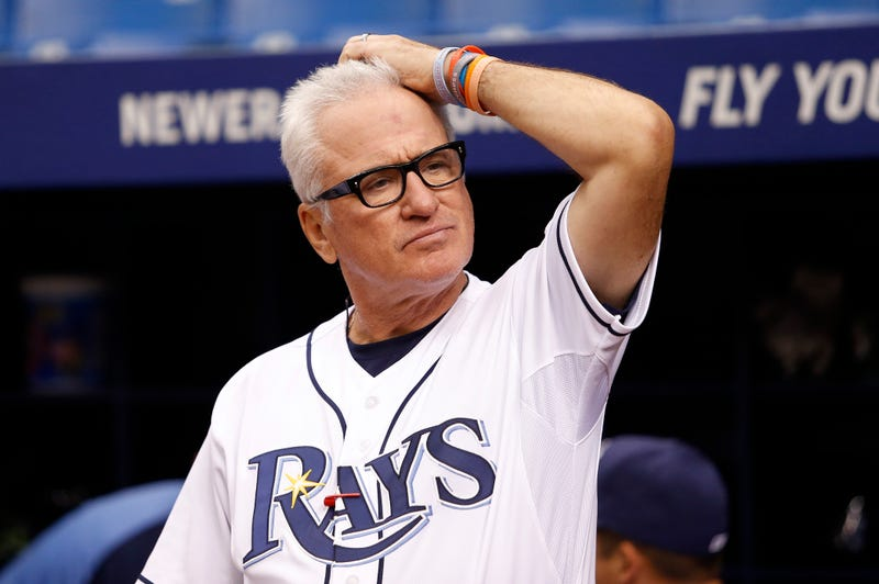 Illustration for article titled Joe Maddon Calls In Medicine Man To Fix The Rays