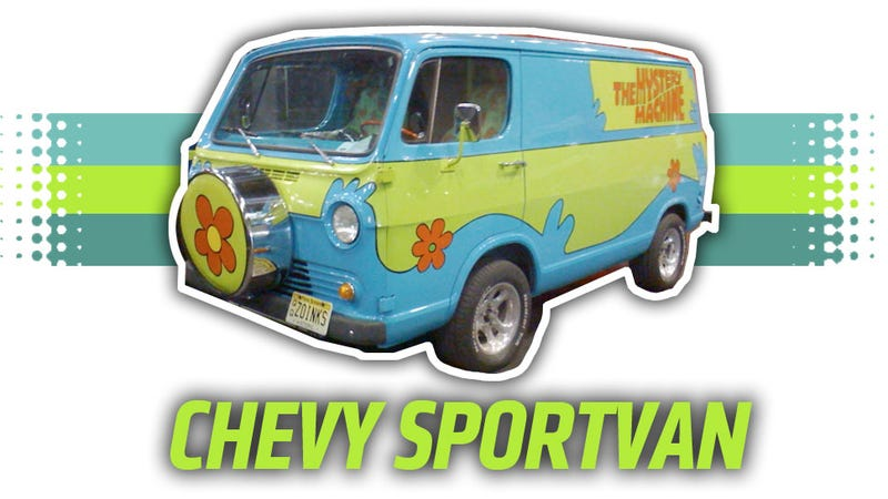 Public Service Announcement: The Mystery Machine Is Not A VW Microbus