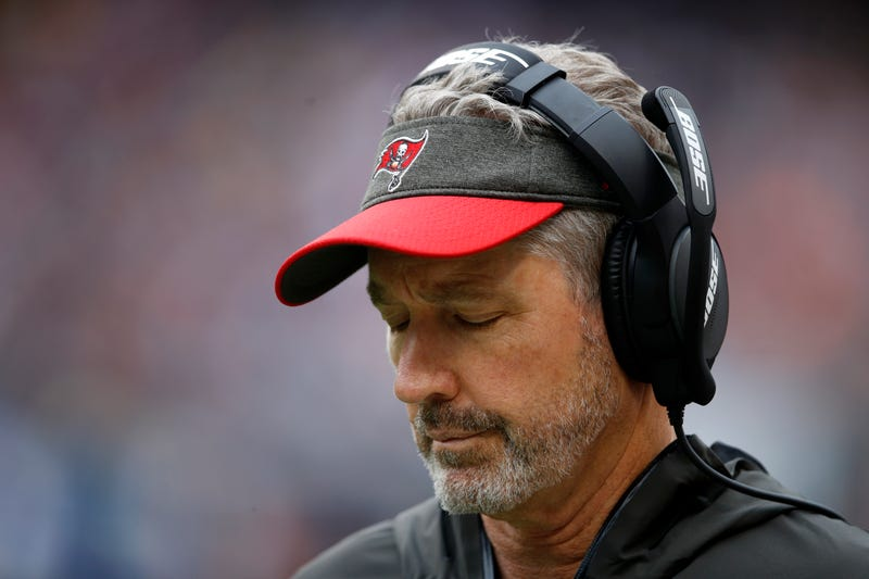 Illustration for article titled Dirk Koetter Calls For His Own Firing After Bears Humiliate Bucs