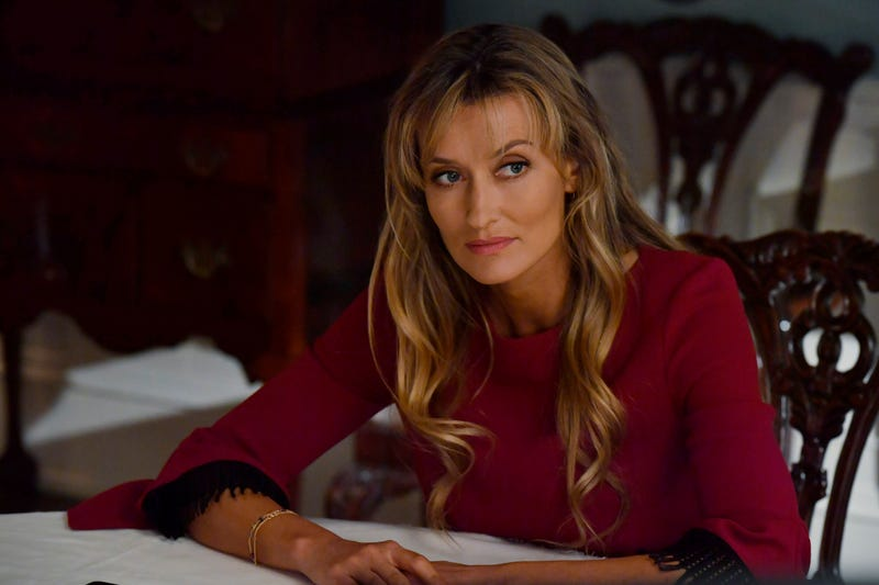 Natascha McElhone (Photo: ABC/Ben Mark Holzberg)