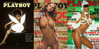 Illustration for article titled Celebrities in Playboy: Past and Present