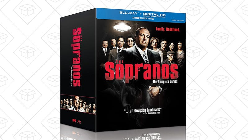 The Sopranos: The Complete Series, $50
