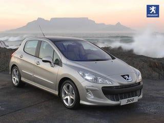 Illustration for article titled Peugeot Reveals New 308