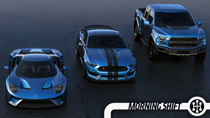 Illustration for article titled Why Ford Is Giving Us All The Performance Cars We Want
