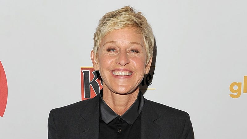 Illustration for article titled Ellen Degeneres Has a Super Tuesday, Wins Big Comedy Prize and Sells Her House to Ryan Seacrest