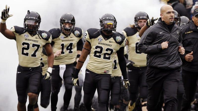 Illustration for article titled 4 Vanderbilt Football Players Dismissed Amid Sex Crimes Investigation