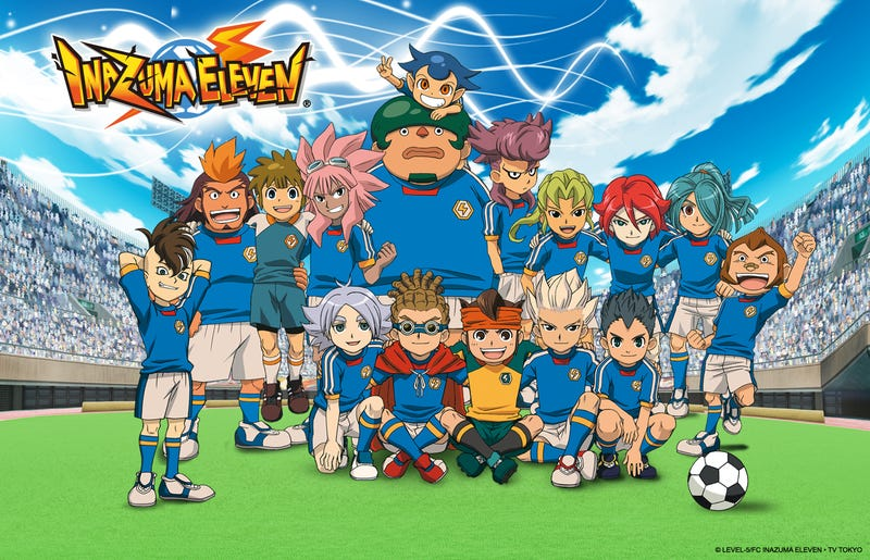 Illustration for article titled The anime of Inazuma Eleven: Ares no Tenbin gets delayed until Spring