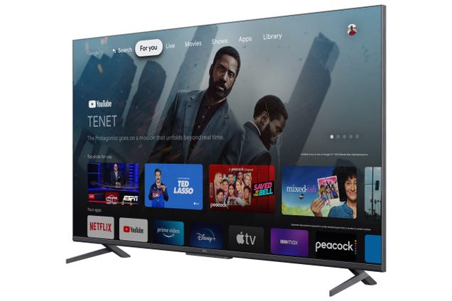 TCL Finally Embraces Google TV, but It s Not Giving Up On Roku
