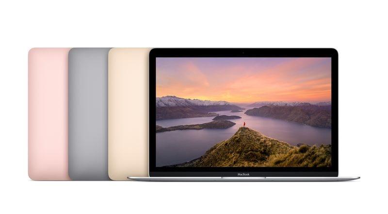 Illustration for article titled El nuevo Macbook tiene nuevos procesadores y mejor autonomía (pero sigue con un único USB)
