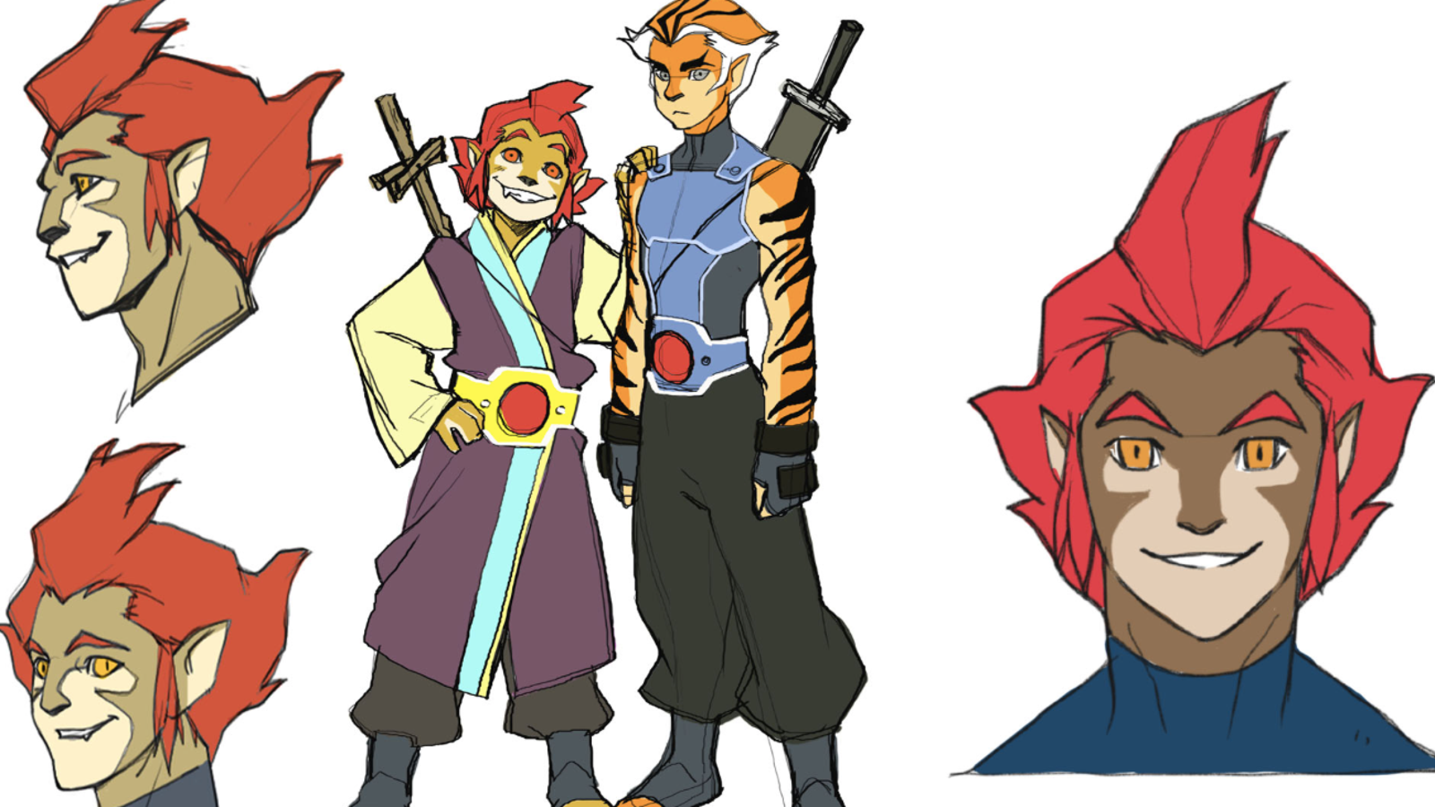 The First ThunderCats Reboot Was Ahead of Its Time ... |Thunder Cats Reboot