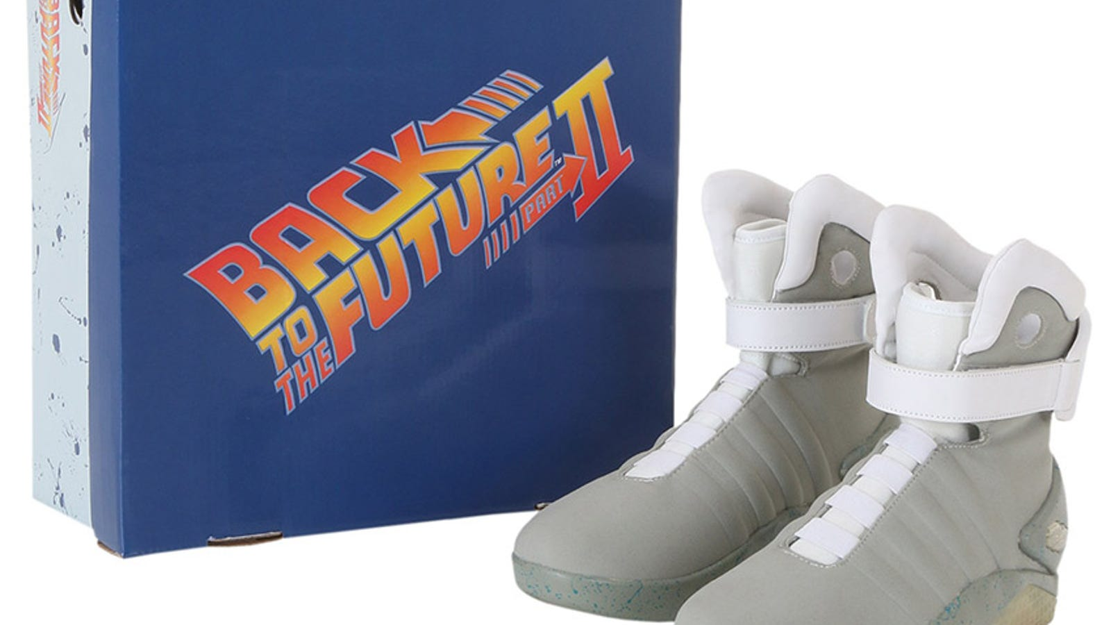 more photos e9b84 b9be7 Try These Nike Knockoffs for Your Back to the Future Halloween Costume
