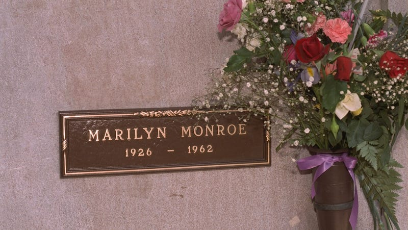 Hugh Hefner Paid $75000 to Be Buried Next to Marilyn Monroe