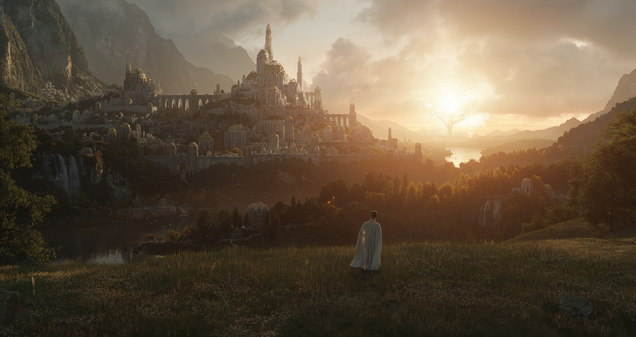 Amazon's Lord of the Rings Release Date Comes With a Breathtaking First Look