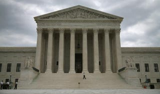 The U.S. Supreme Court building in Washington, D.C.Mark Wilson/Getty Images