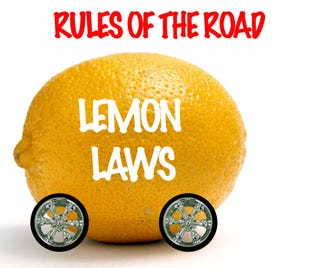Illustration for article titled Jalopnik's Guide To Lemon Laws