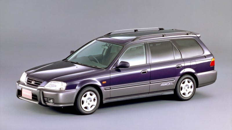 Illustration for article titled This Car Is Not A Subaru Outback