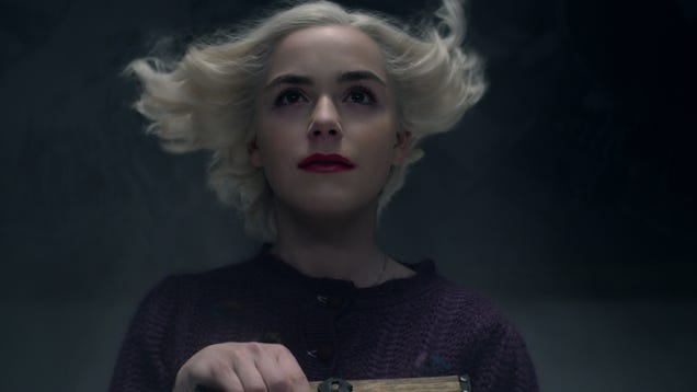 Chilling Adventures Of Sabrina goes out in a wild blaze of overplotting