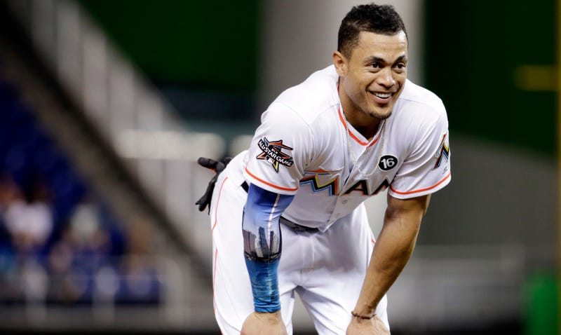 Louis Cardinals Release Statement Announcing That Giancarlo Stanton Has Owned Them