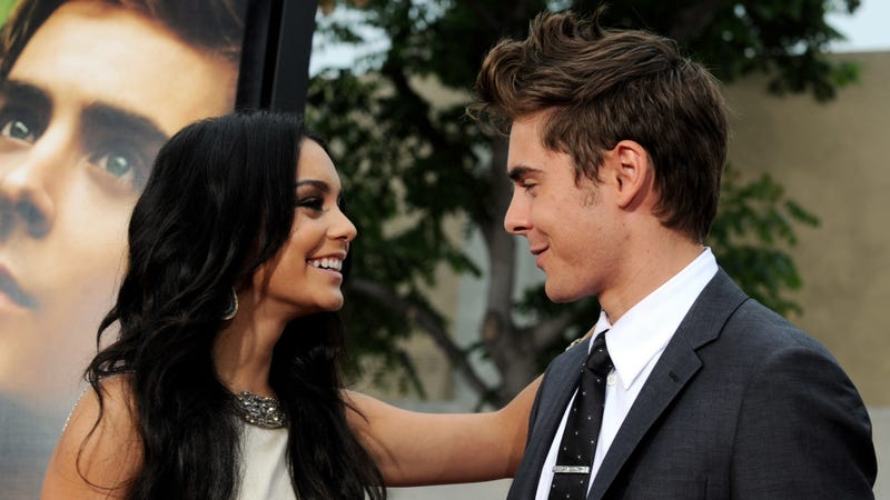 Vanessa Hudgens Loved Dating Zac Efron in the High School Musical Days, and Don't You Forget It