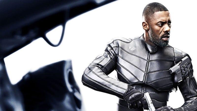 Idris Elba, en la nueva película de la saga Fast & Furious: Hobbs & Shaw