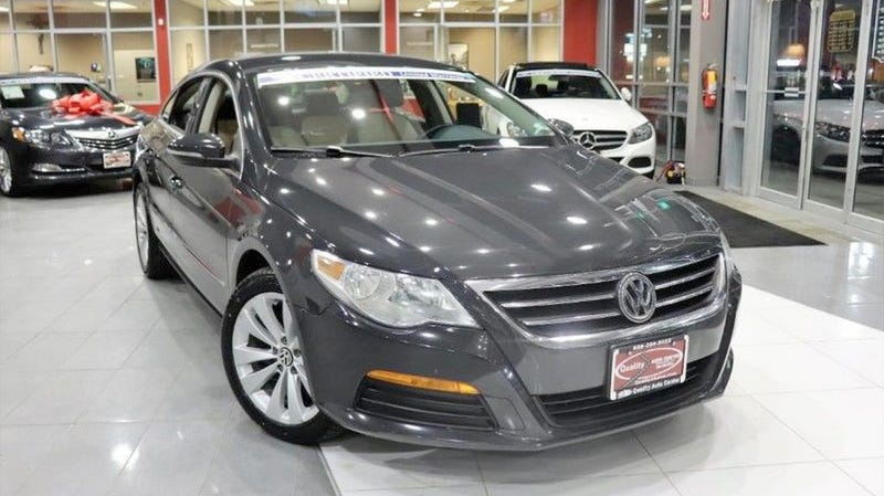 Illustration for article titled At $6,356, Could This Dealer-Offered 2012 VW CC Be a Pretty Good Deal?