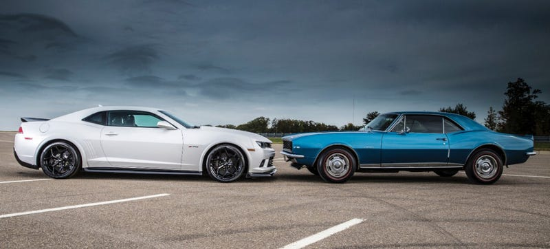 Ten Muscle Cars That Handle Surprisingly Well