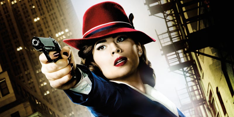 Illustration for article titled A Third Season For Agent Carter Is Looking Likely