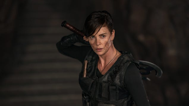 Charlize Theron is an ageless vigilante in this trailer for Netflix's The Old Guard